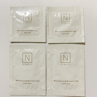 Cosme Kitchen - N organic サンプル