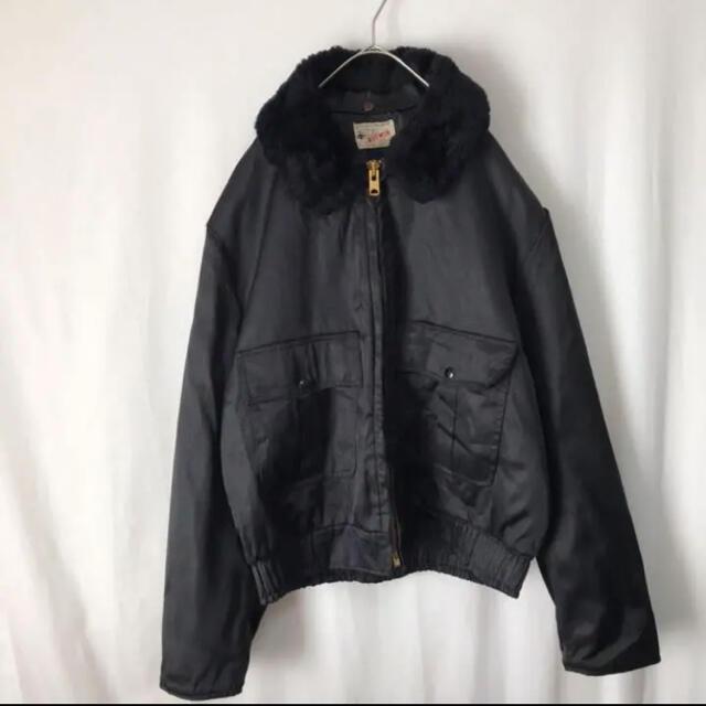 Engineered Garments(エンジニアードガーメンツ)の60's  バトウィン ファーブルゾン 取り外し可 メンズのジャケット/アウター(ブルゾン)の商品写真