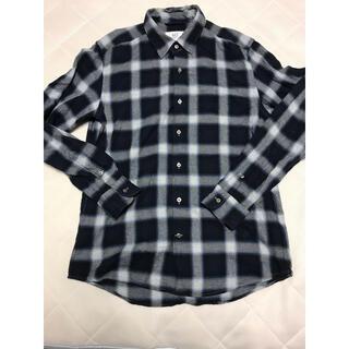 エディフィス(EDIFICE)の417by EDIFICE チェックシャツ(シャツ)
