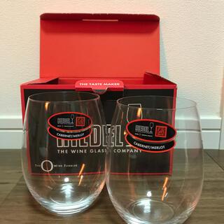 リーデル(RIEDEL)のRIEDEL ワイングラス2ピースセット(グラス/カップ)