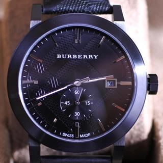 BURBERRY - 【新品・未使用】BURBERRY  バーバリー 腕時計 BU9906