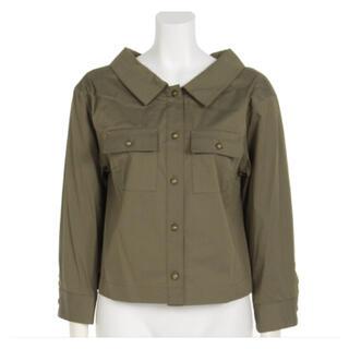 Rirandture - 激安★新品★リランドチュールシャツジャケット人気のカーキ★これからの季節に便利