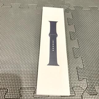 アップル(Apple)の【新品・未開封】Apple Watch スポーツバンド(ラバーベルト)