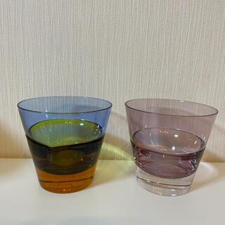 スガハラ(Sghr)の菅原工芸硝子 グラスセット(グラス/カップ)