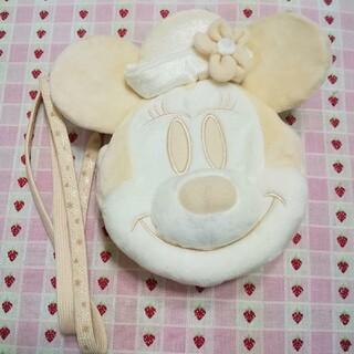 ディズニー(Disney)の【ディズニーリゾート購入品】ミニーちゃん♡ポシェット(ボディバッグ/ウエストポーチ)