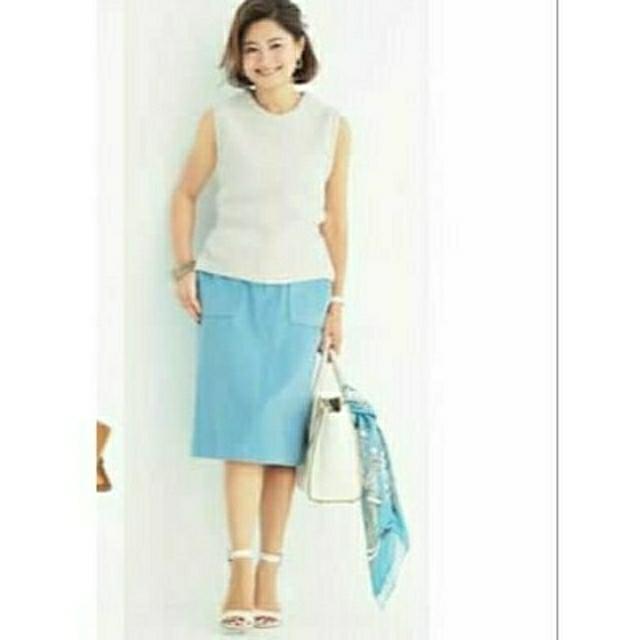 martinique Le Conte(マルティニークルコント)のマルティニークルコント 三尋木 コラボ コーデュロイスカート  レディースのスカート(ひざ丈スカート)の商品写真