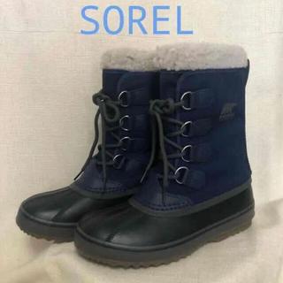 ソレル(SOREL)のソレル パックナイロン スノーブーツ メンズ(ブーツ)