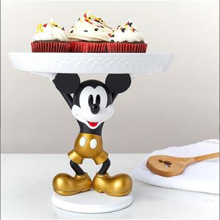 ディズニー(Disney)のミッキーマウス☆ケーキスタンド☆アメリカディズニー(食器)