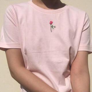 ベリーブレイン(Verybrain)のthe virgins ローズTシャツ(Tシャツ(半袖/袖なし))