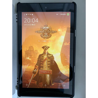 ANDROID - fire hd 8 16GB 第8世代 ケース付き