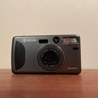 キョウセラ(京セラ)の【専用中】KYOCERA 京セラ T Zoom(フィルムカメラ)