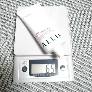 アリィー(ALLIE)のアリィー日焼け止めSPF50+PA++++(日焼け止め/サンオイル)