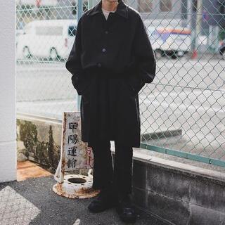 RANTIKI(乱痴気) - Badhiya Belted coat wool melton コート