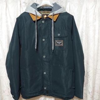 バートン(BURTON)のBURTON  Dunmore Jacket スノーボードウェア メンズLサイズ(ウエア/装備)