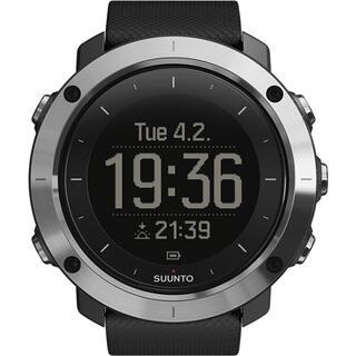 スント(SUUNTO)のSUUNTO トラバース ブラック GPS SS021843000★新品(腕時計(デジタル))