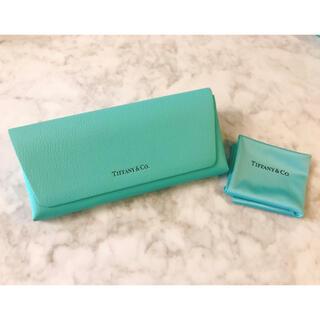 ティファニー(Tiffany & Co.)の新品 ティファニー Tiffany レザー メガネケース ペンケース ポーチ(ポーチ)