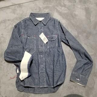 ビームスボーイ(BEAMS BOY)のBEAMSBOY ワークシャツ 袖裏チロリアン(ジャケット/上着)