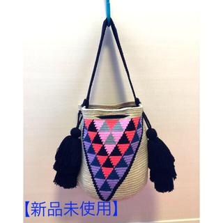 【新品未使用】ワユーバッグ4 トリプルタッセル(ハンドバッグ)