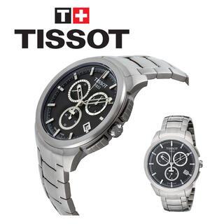 ティソ(TISSOT)の新品 ティソ 腕時計 Tissot メンズ 腕時計 クロノグラフ メンズ腕時計 (腕時計(アナログ))