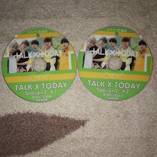 TXT✴TALK X TODAY シーズン2(K-POP/アジア)