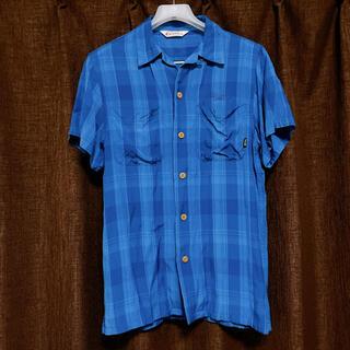 キャリー(CALEE)のキャリー 半そでチェックシャツ(シャツ)