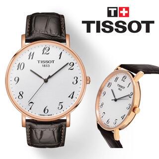 ティソ(TISSOT)の新品 ティソ Tissot Everytime メンズ 腕時計 メンズ腕時計 (腕時計(アナログ))