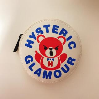 HYSTERIC GLAMOUR - ヒステリックグラマー&ウカネイル コラボコインケース