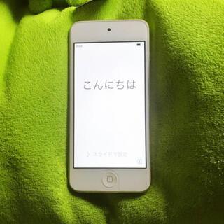 アップル(Apple)のiPod touch 第5世代 32GB(その他)