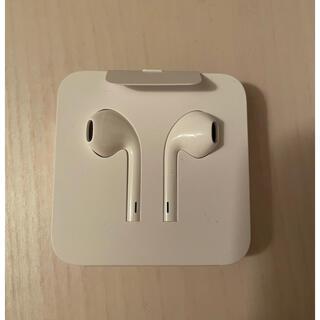 アップル(Apple)のiPhone イヤフォン(ヘッドフォン/イヤフォン)