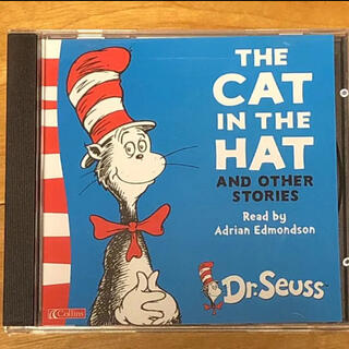 The Cat in the Hat 朗読CD(朗読)