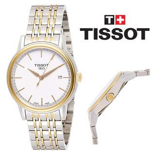 ティソ(TISSOT)の新品 ティソ Tissot メンズ 腕時計 Two Tone Watch(腕時計(アナログ))