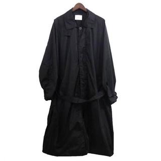 stein Lay Oversized Wind Coat(ステンカラーコート)