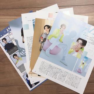 ジャニーズ(Johnny's)の25★ Snow Man duet 切り抜き(アイドルグッズ)