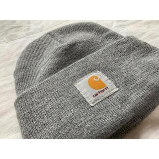 carhartt - Carhart カーハート ニット帽 ビーニー グレー