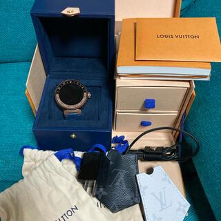 ルイヴィトン(LOUIS VUITTON)のたくちゃんさん専用 タンブールホライゾンV2  LOUIS VUITTON(腕時計(デジタル))