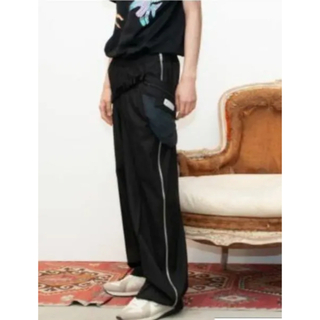 マルタンマルジェラ(Maison Martin Margiela)のMaison Margiela pants + bag (スラックス)
