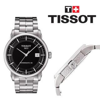 ティソ(TISSOT)の新品 ティソ 腕時計 Tissot LuxuryAutomatic メンズ腕時計(腕時計(アナログ))