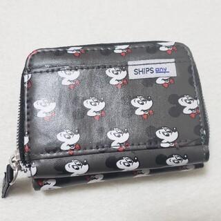 シップス(SHIPS)のSHIPS any ミッキーマウス ミニ財布(財布)