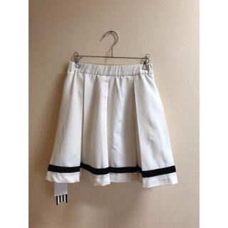 ジュエティ(jouetie)のjouetie  新品タグ付き スカート(ひざ丈スカート)