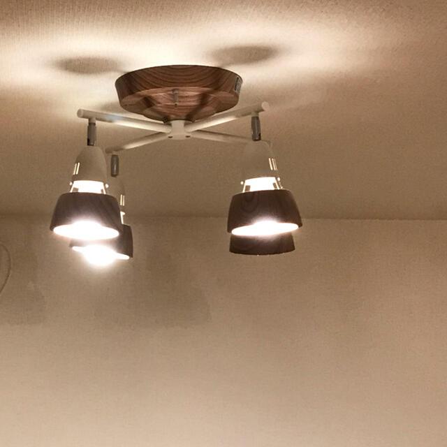 ACTUS(アクタス)のシーリングランプ インテリア/住まい/日用品のライト/照明/LED(天井照明)の商品写真