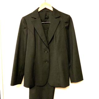 レリアン ウールパンツスーツ