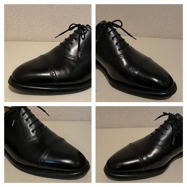 JOHN LOBB(ジョンロブ)のジョンロブ アデレード ADELAIDE 黒 8695ラスト 8E 7.5 メンズの靴/シューズ(ドレス/ビジネス)の商品写真