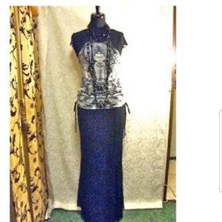 ヴィヴィアンタム(VIVIENNE TAM)のVIVIENNE TAMのトップスリメイク/未使用(Tシャツ(半袖/袖なし))