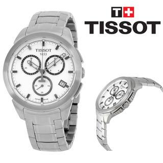 ティソ(TISSOT)の新品 ティソ Tisso Silver Dial Titanium Watch(腕時計(アナログ))