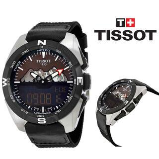 ティソ(TISSOT)の新品 ティソ Tissot T-タッチ エキスパート ソーラー ユングフラウ鉄道(腕時計(アナログ))