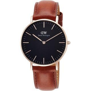 ダニエルウェリントン(Daniel Wellington)の新品 Daniel Wellington 36mm 腕時計 DW00100136(腕時計(アナログ))