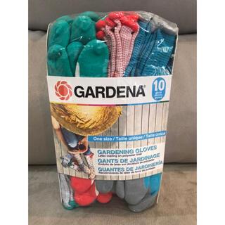 コストコ(コストコ)の【新品未使用】Gardena ガルデナ/レディースガーデン手袋 グローブ(その他)