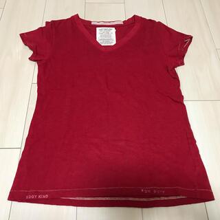 ゴートゥーハリウッド(GO TO HOLLYWOOD)のゴートゥーハリウッド 150 シルク混Tシャツ(Tシャツ/カットソー)