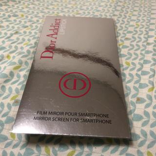 クリスチャンディオール(Christian Dior)のディオール スマホ用シール iPhone6など対応(iPhoneケース)