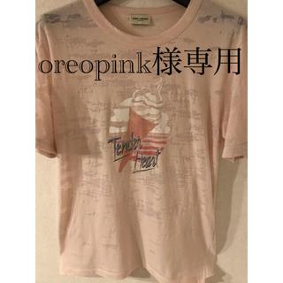 サンローラン(Saint Laurent)のoreopink様専用♡サンローラン Tシャツ♡(Tシャツ(半袖/袖なし))